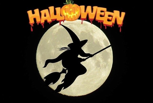 Купить сладости на Хэллоуин