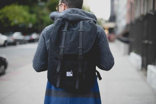 Городской рюкзак мужской