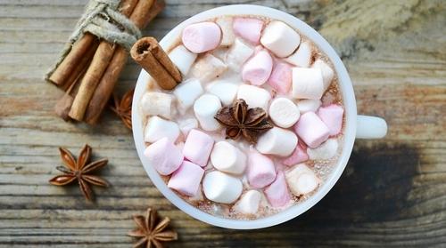 Кофе какой чай маршмеллоу