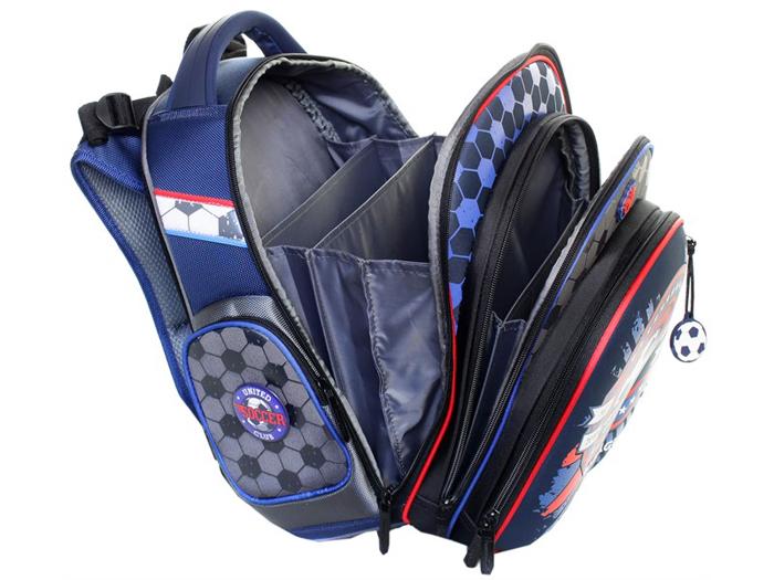 Отделения рюкзака Hummingbird TK17