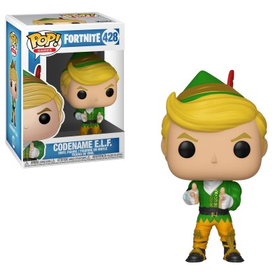 Фигурка Funko POP Fortnite Codename E.L.F. 35150