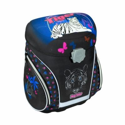 27723 рюкзак сердечки стильная женская сумка рюкзак трансформер