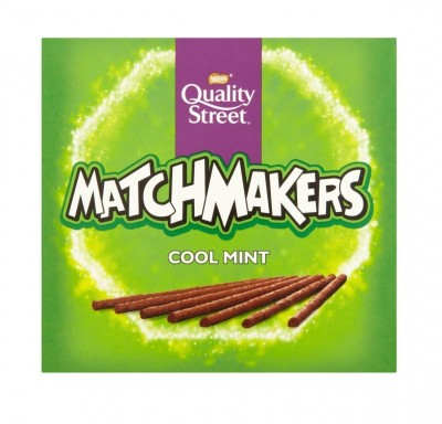 Nestle Quality Street Matchmakers Cool Mint 130 г