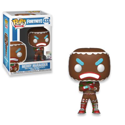 Фигурка Funko POP Fortnite Merry Marauder 34880