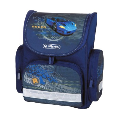 Ранец Herlitz 11408259 Mini Blue Racer