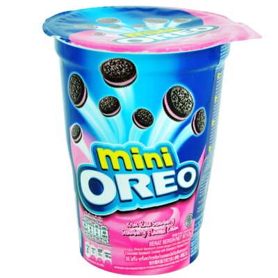 Oreo Mini Strawberry 67 г