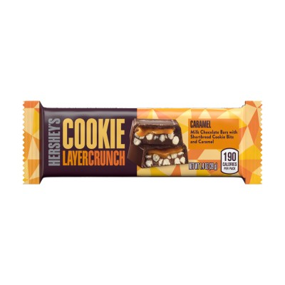Hershey's Cookie Layer Crunch Caramel 39 г