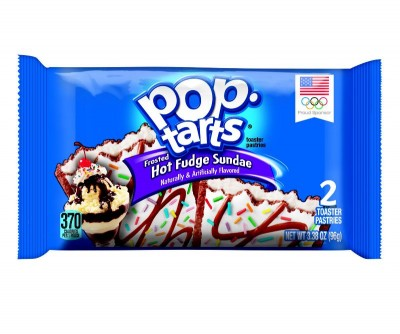 Печенье Pop Tarts Fudge 96 г