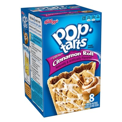 Печенье Pop Tarts Cinnamon Roll 400 г