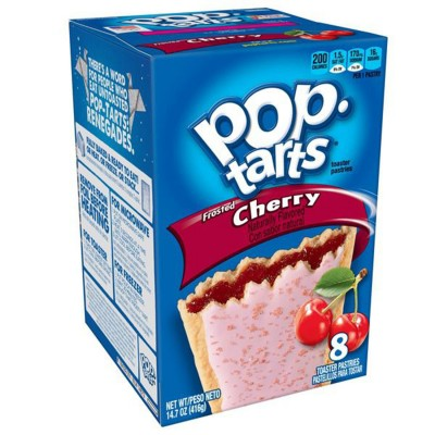 Печенье Pop Tarts Cherry 416 г