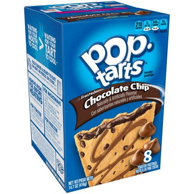 Печенье Pop Tarts Chocolate Chip 416 г