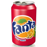 Fanta Fruit Twist 330 мл