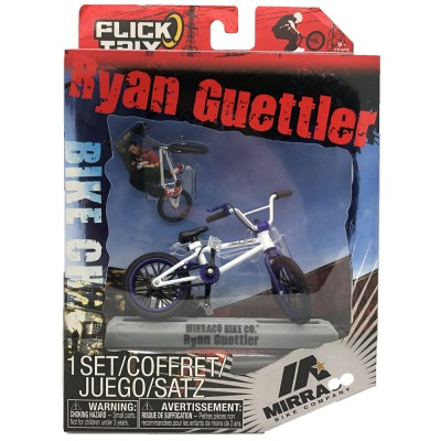 Фингер BMX Flick Trix Bike Check WeThePeople Ryan Guettler 20032339