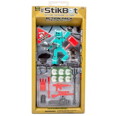 Набор Stikbot TST620 Weapon Pack