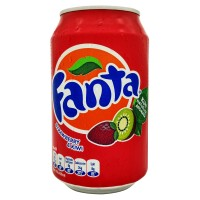 Fanta Strawberry and Kiwi 330 мл