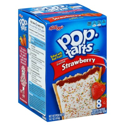 Печенье Pop Tarts Strawberry 416 г
