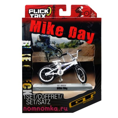 Фингер BMX Flick Trix Bike Check GT Bicycles Mike Day 20032333