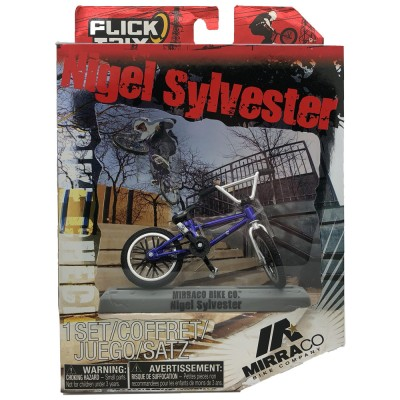 Фингер BMX Flick Trix Bike Check WeThePeople Nigel Sylvester 20032338
