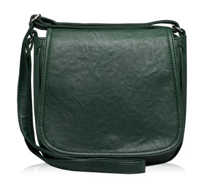 Женская сумка Trendy Bags Fabra B00655 Darkgreen