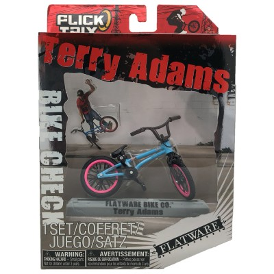 Фингер BMX Flick Trix Bike Check WeThePeople Terry Adams 20032340