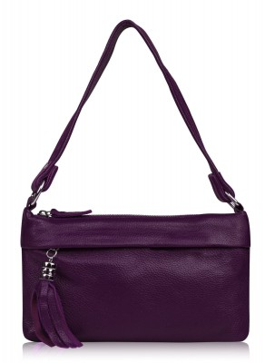 Женская сумка Trendy Bags Message B00106 Violet