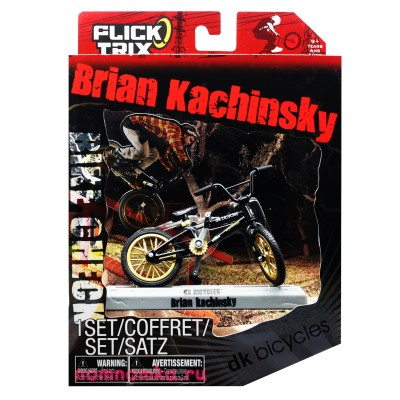 Фингер BMX Flick Trix Bike Check DK bicycles Brian Kachinsky 20032329