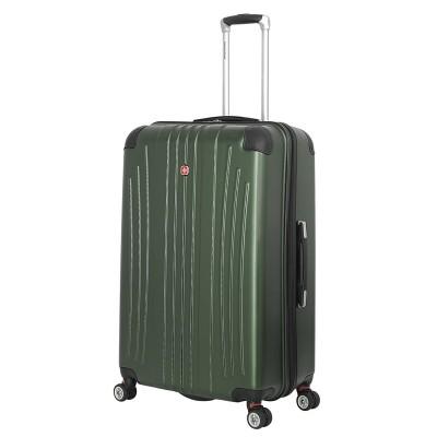 Пластиковые чемоданы на колесах купить в интернет магазине Nomnomka.ru 2bce89cf0ca