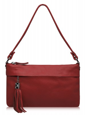 Женская сумка Trendy Bags Message B00106 Bordo