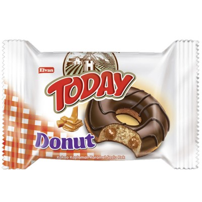 Пончик Today Donut Caramel 50 г