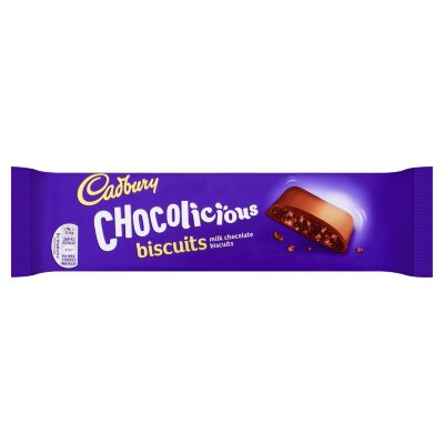 Cadbury Chocolicious Biscuits 110 г
