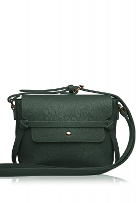 Женская сумка Trendy Bags Kuta B00709 Darkgreen