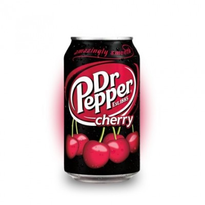 Dr Pepper Cherry 0.33 л