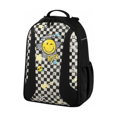 Рюкзак Herlitz 11350626 Be.Bag Airgo SmileyWorld Rock