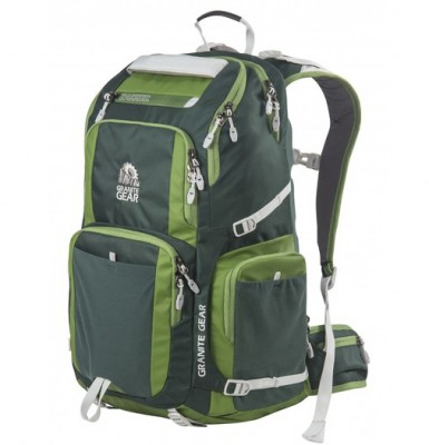 Рюкзак Granite Gear Jackfish green 10000026-4006