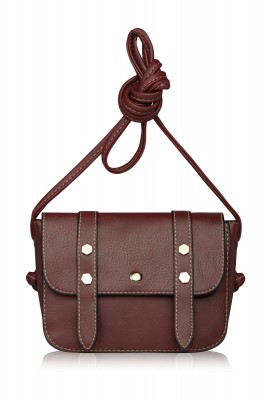 Женская сумка Trendy Bags Kameya B00820 Darkbrown