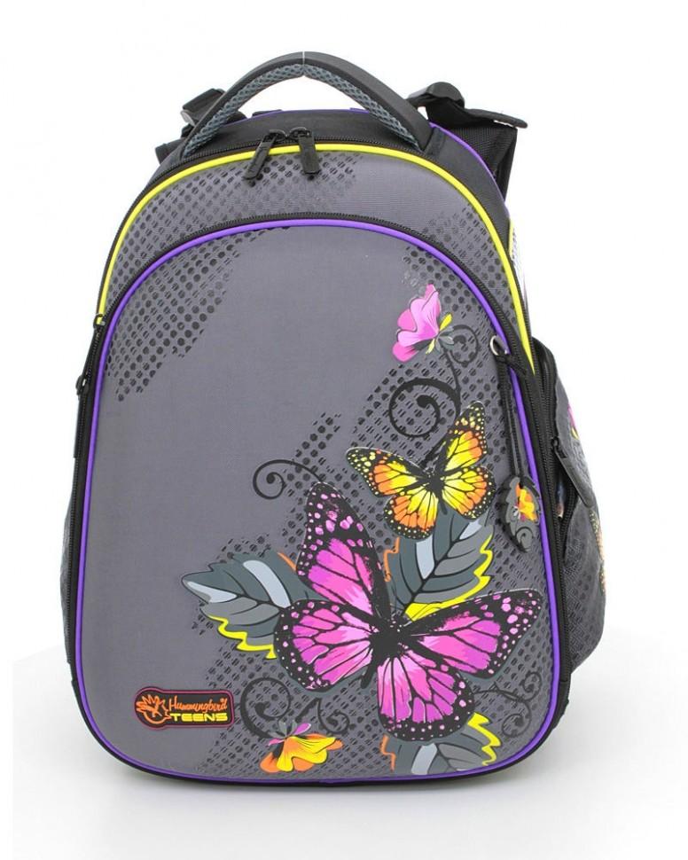 Школьный рюкзак hummingbird flowers purple краткое содержание фея в рюкзаке