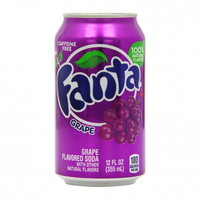 Fanta Grape 355 мл