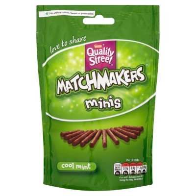 Nestle Quality Street Matchmakers Mint 108 г