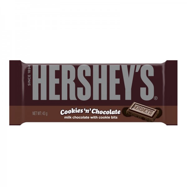 Hershey's Cookies'n'Chocolate 43 г