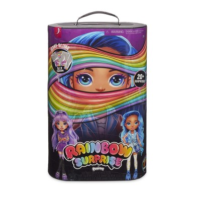 Кукла Poopsie Rainbow Surprise Dolls: Amethyst Rae or Blue Skye