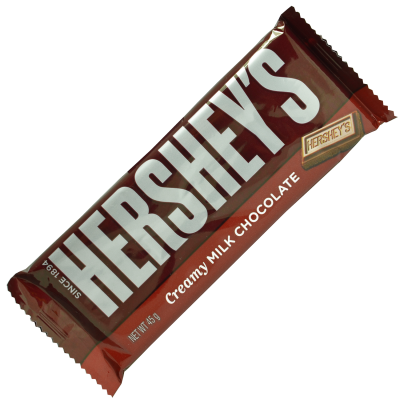 Hershey's Creamy Milk Chocholate 45 г