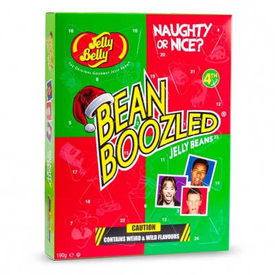 Адвент календарь Bean Boozled Jelly Belly 190 г