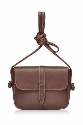 Женская сумка Trendy Bags Sintra B00819 Darkbrown