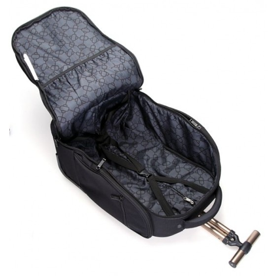 bc725daf71e4 Дорожная сумка на колёсах Swisswin SW9287 купить в интернет-магазине ...