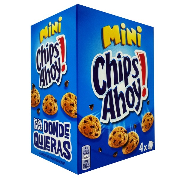 Печенье Chips Ahoy Mini 160 г