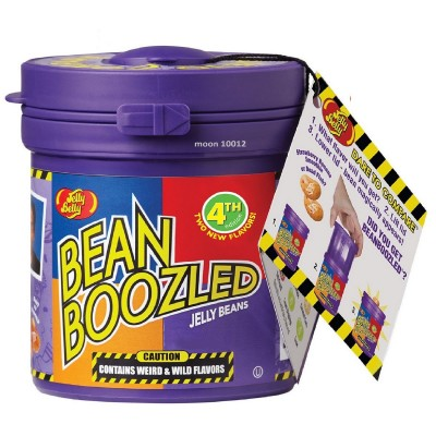 Jelly Belly Bean Boozled 4 (Бин Бузлд) Mystery Box 20 вкусов 99 г