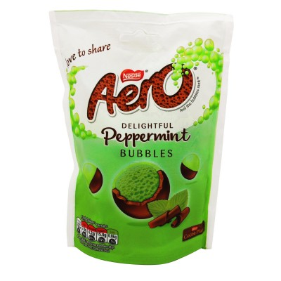 Nestle Aero bubbles peppermint