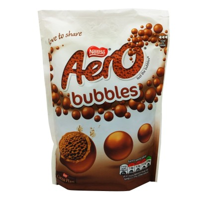 Nestle Aero bubbles