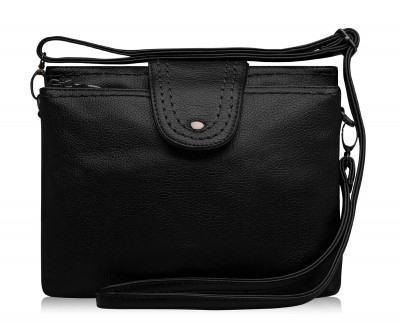 Женская сумка Trendy Bags Lanka B00686 Black