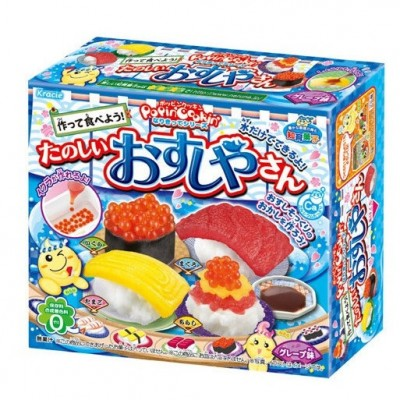 Popin Cookin Fun Sushi